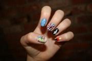 pointed nail design joy
