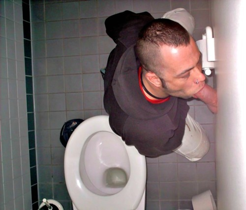 Guys Sucking Cock In Restrooms
