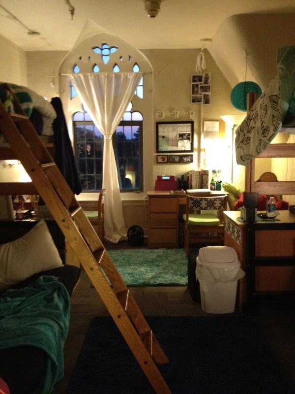Berry College Freshman Dorm Rooms