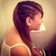 cute braids