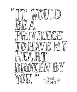 quote book john green the fault in our stars nerdfighters
