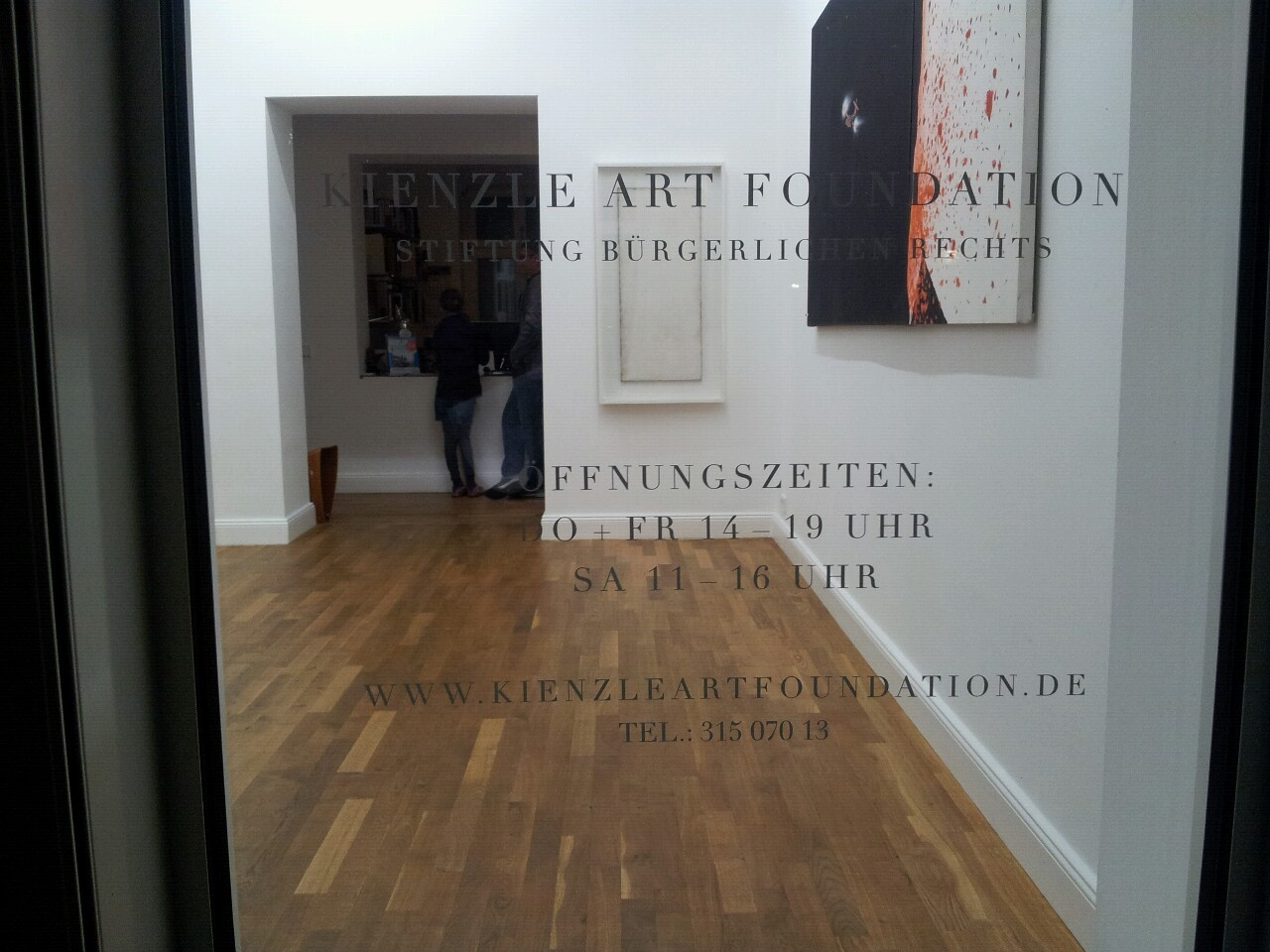 KIENZLE ART FUNDATION