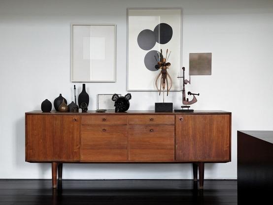 egg chair ikea nursery grey the 50s interior design trend | emdeco