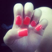 Pin Hot-pink-nail-designs-tumblr on Pinterest