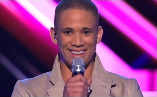 NATHANIEL WILLEMSIE X FACTOR