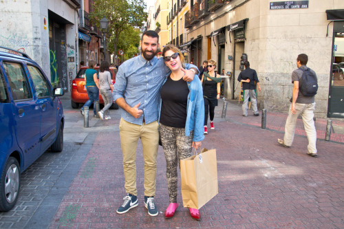 Madrid Street Style Spain