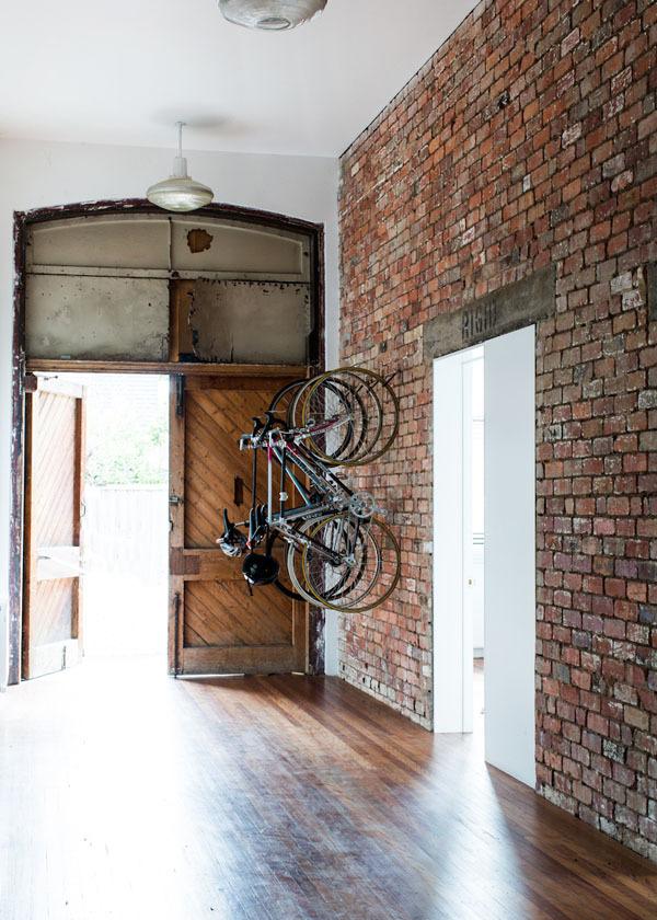Puerta, bici, Espiral ascendente