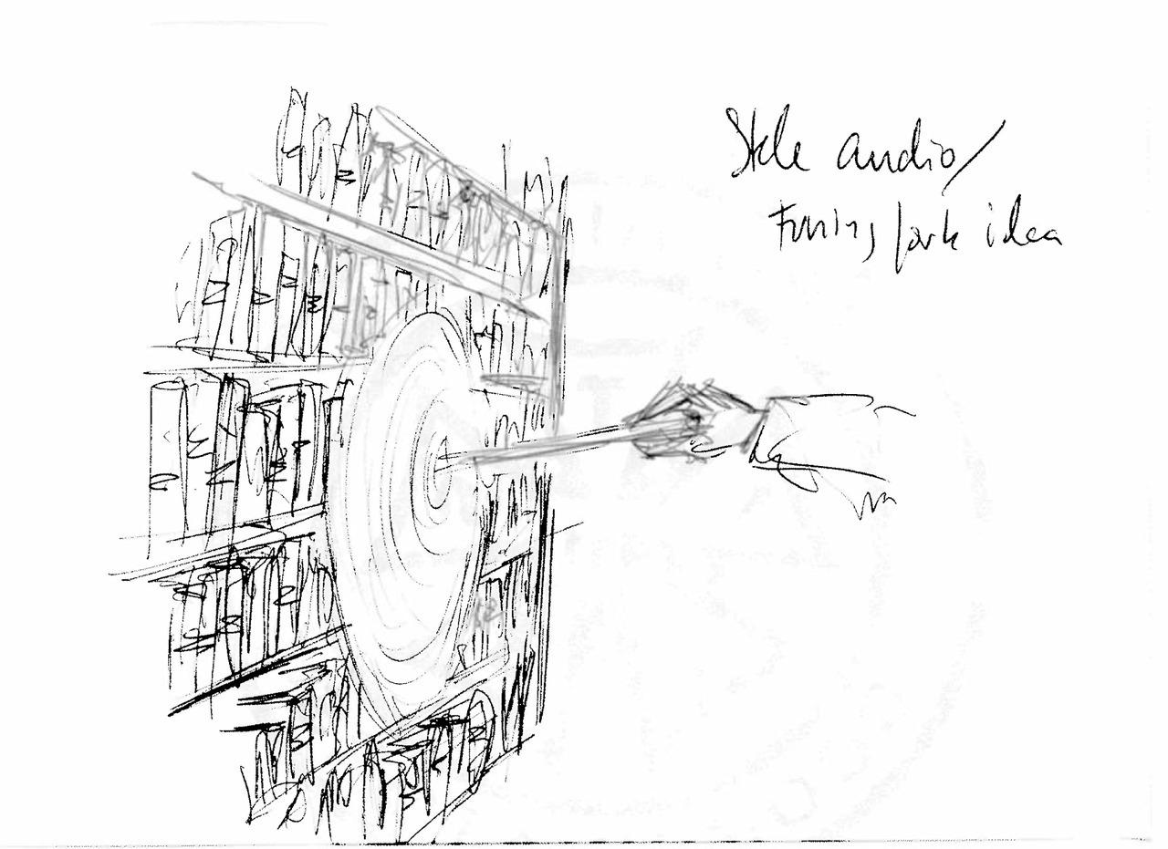 Harald Zwart posta desenhos sobre 'Os Instrumentos Mortais