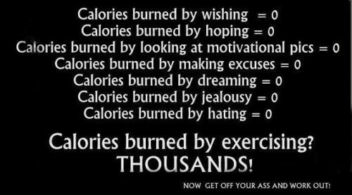 Fitness Motivation, Fitspo, Thinspirational Journey