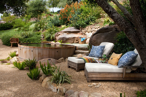 Garden Oasis Design Architecture Decorating Ideas