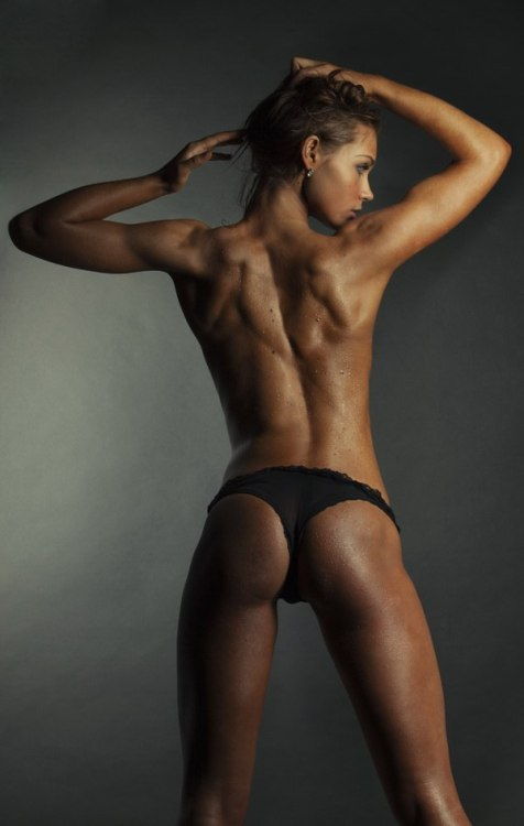 tumblr fit nude women