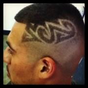 sick fade haircut - hairs