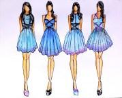 Fashion Design Dresses Drawings