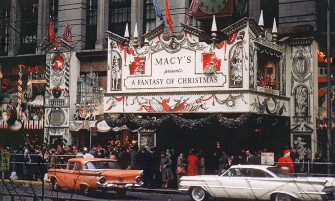 Image result for macy's christmas