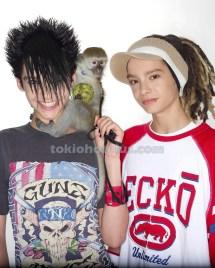 Tokio Hotel 08.2005 Monkey