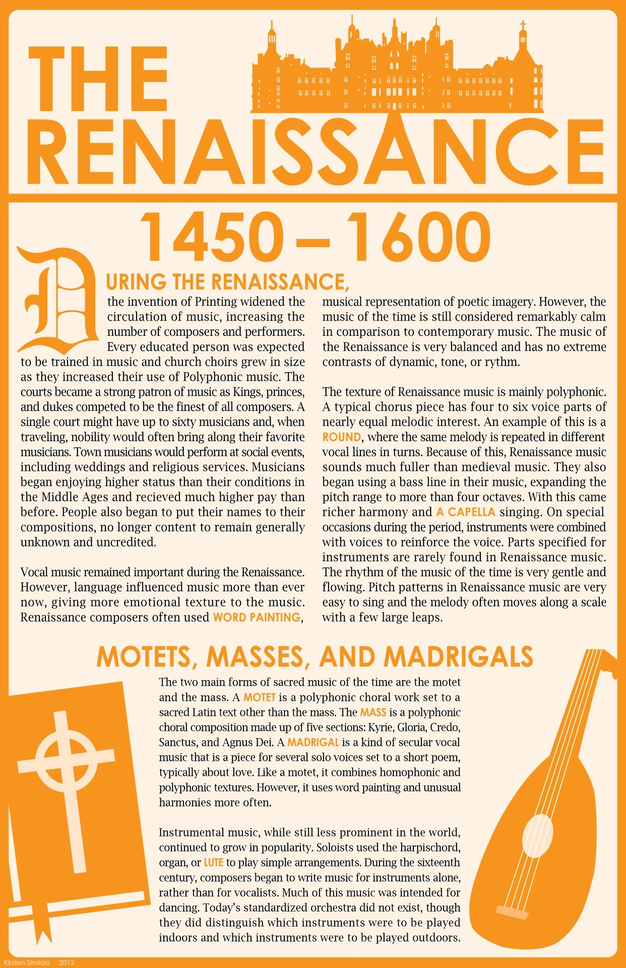 Art Music History Poster Posters Pleased Romantic Baroque