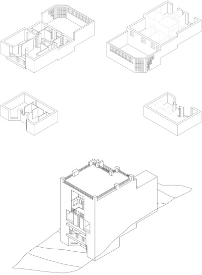 Basic Isometric Drawing Exercises