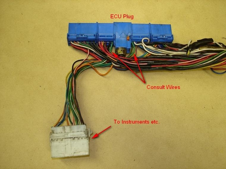 Nissan 300zx Wiring Diagram Harness