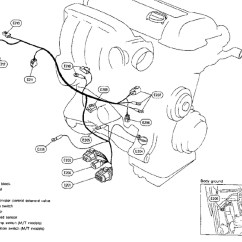 S13 Wiring Harness Diagram How To Make A Stem And Leaf 240sx Diagrams Lose Nissan 240 Fan Shroud