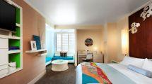 Cool Corner Room W Hotel San Francisco