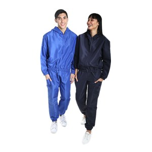 Jacket and Pants Relaxed Microfiber Dri-fit