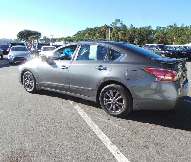 Pre Owned 2015 Nissan Altima 2 5 S