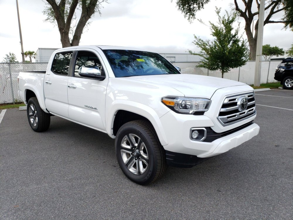medium resolution of new 2019 toyota tacoma limited