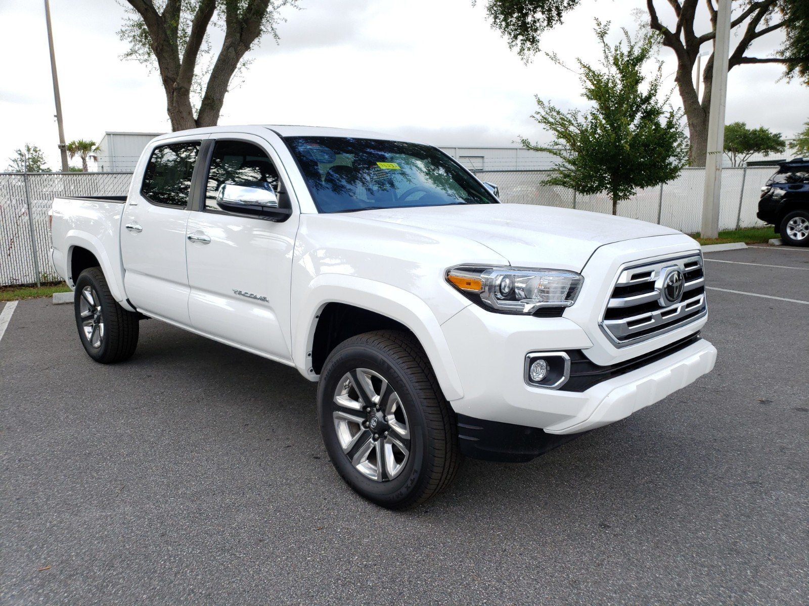 hight resolution of new 2019 toyota tacoma limited