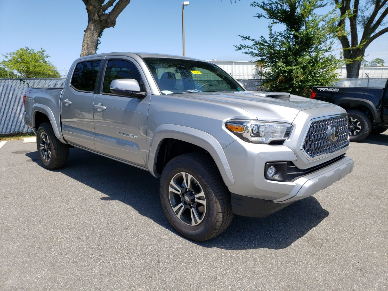 hight resolution of new 2019 toyota tacoma trd sport