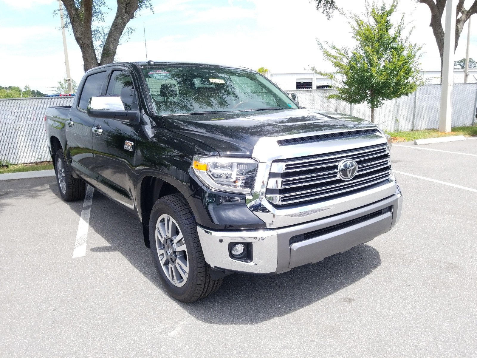 hight resolution of new 2019 toyota tundra 2wd 1794 edition