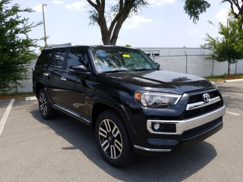 small resolution of new 2019 toyota 4runner limited