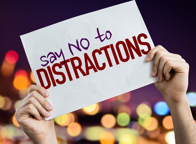 7 Strategies for Overcoming Distractions