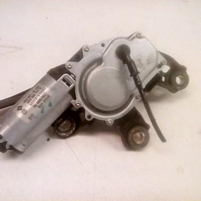 6X0 955 711 D Achter Ruitenwisser Motor Volkswagen Polo 6N2 (2001)
