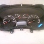 503005050500 D369 51793562 Tellerklok / Controle Paneel Ford Ka 1.2 (2010)