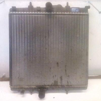 9647511480 Koel Radiateur Peugeot 206 Plus 1.4 KFW (2008) Denso