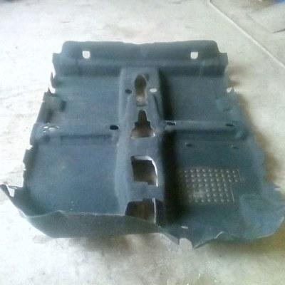 07355204310 Vloerbedekking Ford Ka (2010)