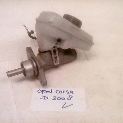 22 Delphi 5075 Hoofdremcilinder Opel Corsa D (2008)