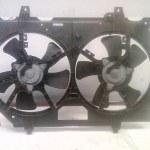 Koelventilators Nissan X Trail t30 2.2 DCI (2005)