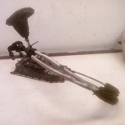 6Q0 711 061 Schakel Pook Met Kabels Skoda Fabia 6Y 1.4 MPI