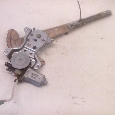 062100-9061 Raam Mechanisme Links Voor Daihatsu Sirion (2001) Electrisch