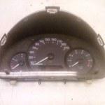9658241480 Tellerklok/Controle Paneel Peugeot 1007 1.4 KFV (2006)