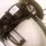 9680250280-OR Deurmotor Met Kabels Rechts Peugeot 1007 (2006)