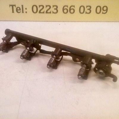 2N1U-9D280-CB Injectorrail Ford Ka 1.2 44KW (2006)