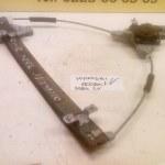 Raammechanisme Links Voor Hyundai Accent 3Deurs (2002) Electrisch