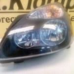 156 019-00LI Koplamp Links Renault Clio 2002