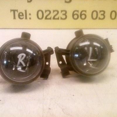 3M51-15K201-AA/3M51-15K202-AA Mistlamp Links En Rechts Ford C Max