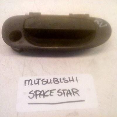 PC/PBPT 10 Deurkruk Rechts Voor Mitsubishi Space Star 1999/2002