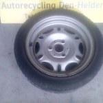 Smart wiel achter staal ET 1 1998/2001
