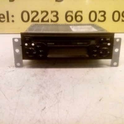 28185-EQ300 Radio Cd Speler Nissan X Trail T30 2003/2007