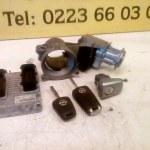 1039S17768 0 261 208 941 ECU Set Met Sloten Opel Corsa D Z14XEP (2008)